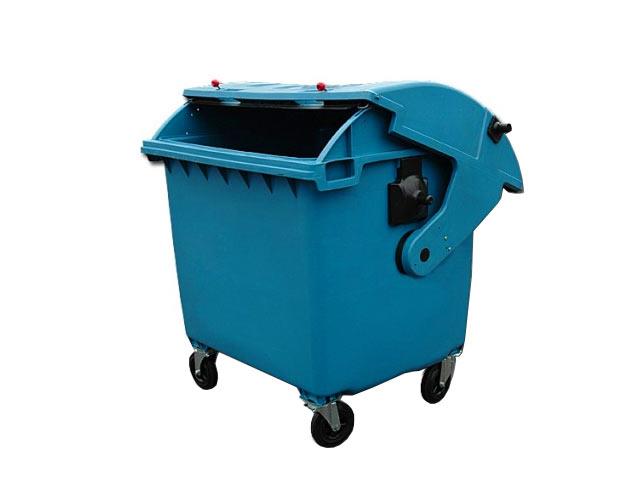 Контейнеры для мусора на колесах