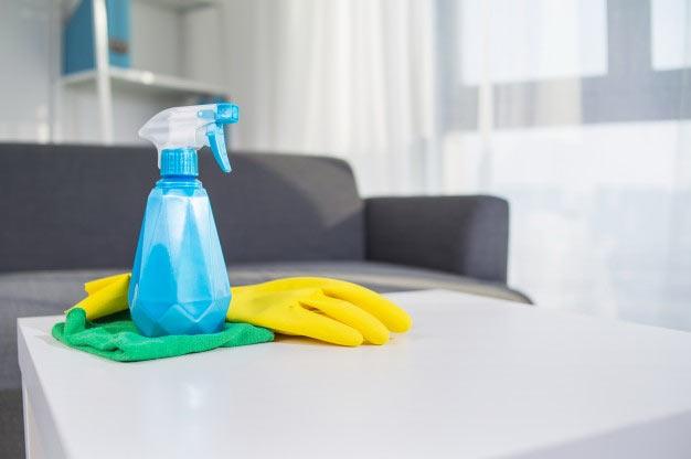 Клининг и уборка в офисе
