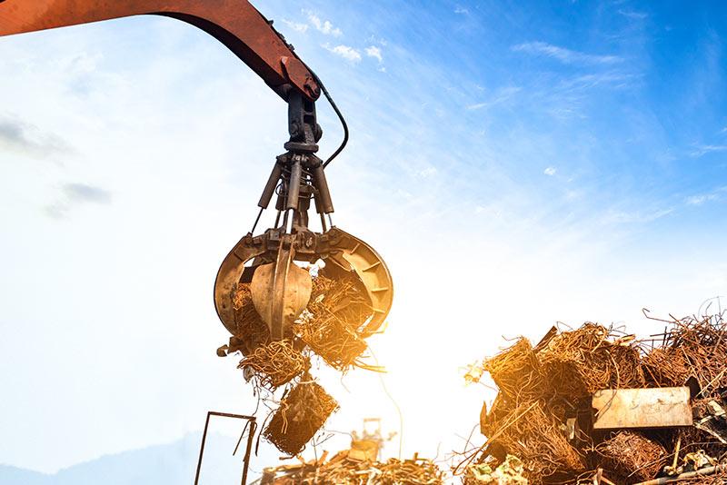 Сортировка и утилизация мусора